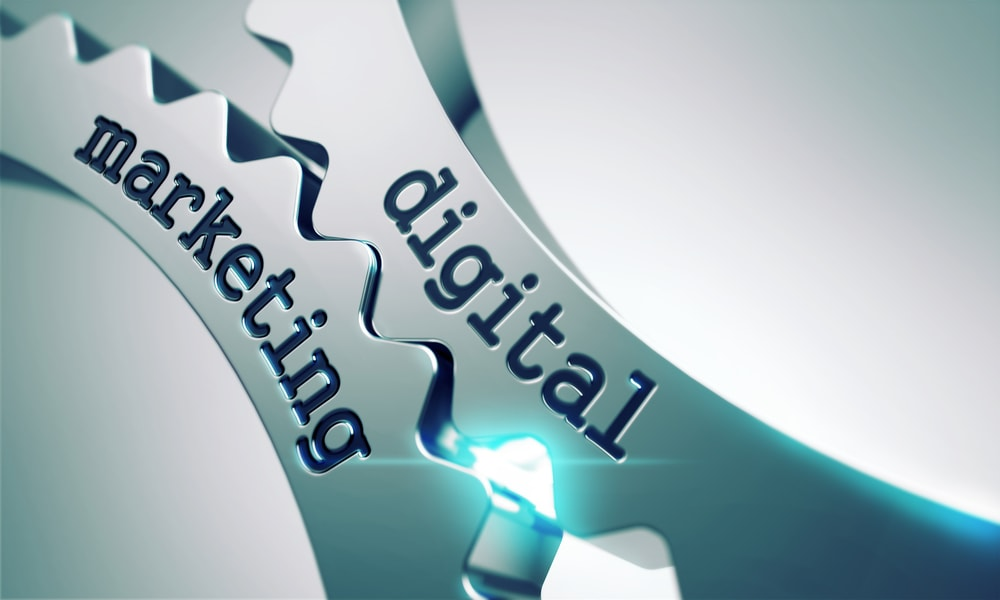 digital marketing gears